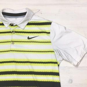 Nike Golf men's polo shirt sz S